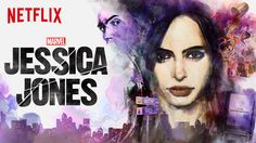 Marvel's Jessica Jones, or simply Jessica Jones, is an American web television series created for Netflix by Melissa Rosenberg, based on the Marvel Comics ch. Jessica Jones Marvel, Jessica Jones Season 1, Jessica Jones Netflix, Netflix Review, Best Shows On Netflix, Netflix Tv, Netflix Marvel, David Tennant, Detective