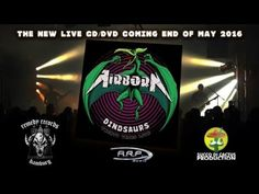 Airborn - Sword Of Justice from Dinosaurs - 20 Years Live - YouTube