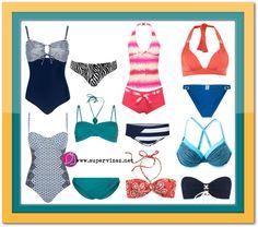 Ako vybrať plavky podľa tvaru postavy