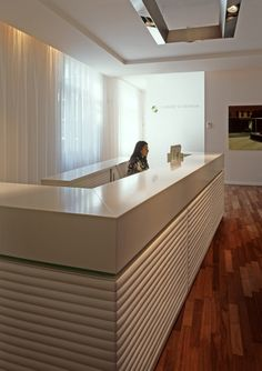 law firm reception desks - Google Search