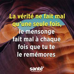 #citations #vie #amour #couple #amitié #bonheur #paix #esprit #santé #jeprendssoindemoi sur: www.santeplusmag.com French Expressions, Dark Quotes, Positive Mind, Proverbs, Slogan, Philosophy, Encouragement, Life Quotes, Mindfulness