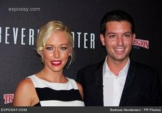 Kendra Wilkinson, Daniel Musto - Fashion's Night Out 2012 - Beverly Center in Beverly Hills - September 6, 2012