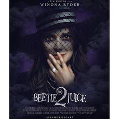 Winona Ryder - Beetlejuice                                                                                                                                                      Mais