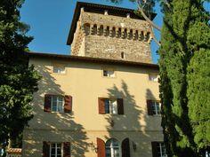 Villa and Tower