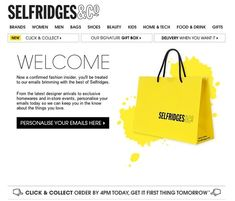 How welcome emails vary among 16 #fashion retailers, and who didn't send one - via @Econsultancy #eCommerce #retail