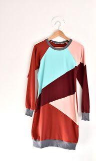 Sloppop Yeah: Overzicht sweater jurken 2014-2016