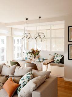 new home design Home Living Room, Living Room Decor, House Inside, New Home Designs, Ideal Home, Interior Design Living Room, Decoration, Sweet Home, New Homes