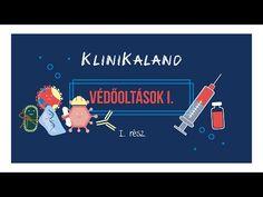 A tudatos egészségmegőrzést segítő, animációs, ismeretterjesztő filmsorozatot készített a Semmelweis Egyetem Kommunikációs igazgatósága. A KliniKaland nevet viselő sorozat első része a védőoltásokkal foglalkozik. Youtube, Youtubers, Youtube Movies
