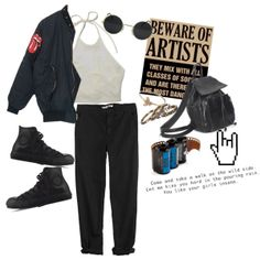 """tomboy.. so?"" by rileighcunningham on Polyvore"