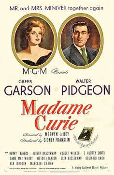 projetor antigo: Madame Curie 1943 Dubl avi 1943 , Albert Bassermann , C. Aubrey Smith , Dame May Whitty , Drama/Biografia , Dublado , Greer Garson , Henry Travers , Margaret O'Brien , Mervyn LeRoy , Reginald Owen , Robert Walker , Van Johnson , Walter Pidgeon