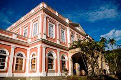 Museu Imperial de Petrópolis Imperial Museum of Petropolis