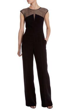 Karen Miller | Silk Panelled Jumpsuit