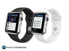 Notation Conductor for Apple Watch  by Jamie Maison