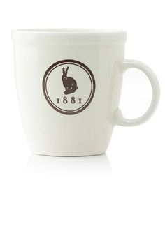 Bunny Logo Mug Oakville Grocery $12.00 The perfect size mug for that morning pick me up