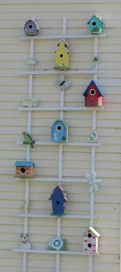 Cute idea for dead space in the yard