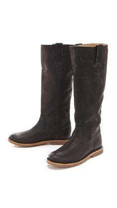Frye Celia X Stitch Boots, $298