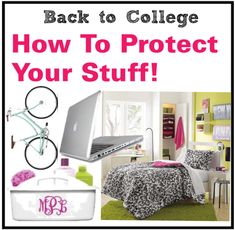 Tips on how to protect your stuff when you're at college - do you need renters insurance or does a homeowner's policy provide the right coverage?