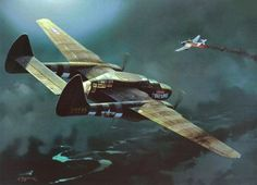 Northrop P-61 Black Widow