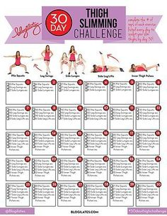 NEW Beginners Calendar 2.0 for 2015! | Blogilates: Fitness, Food, and lots of Pilates | Bloglovin'