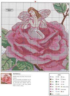 Flower Petal fairies 1