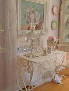 a foyer ......lovely