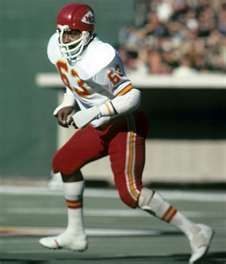 Another great player from the day.  Willie Lanier. (#53)