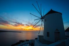 Island Windmill by Arturo Paulino on 500px