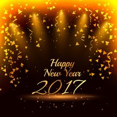 Happy New Year 2017 HD Photos For Facebook