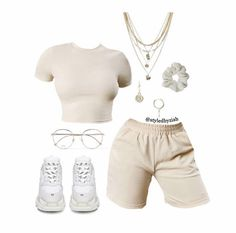 Baddie Outfits Casual, Style Outfits, Swag Outfits For Girls, Cute Swag Outfits, Cute Comfy Outfits, Retro Outfits, Grunge Outfits, Trendy Outfits, Sporty Outfits