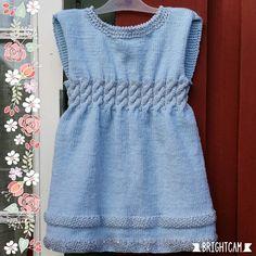 Elisabeth.H hobbyside: Frost-kjole