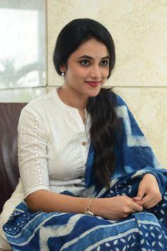 Priyanka Arul Mohan at Gang Leader Movie Press Meet - South Indian Actress Beautiful Girl Indian, Beautiful Girl Image, Most Beautiful Indian Actress, Beautiful Actresses, Beautiful Women, Beautiful Celebrities, Beauty Full Girl, Beauty Women, Casual Indian Fashion