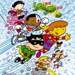 Comics For Kids - Website features reviews, previews, and categories for All Ages and Young Adults