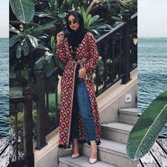 Instagram Hijab Wear, Casual Hijab Outfit, Hijab Chic, Casual Wear, Islamic Fashion, Muslim Fashion, Modest Outfits, Stylish Outfits, Stylish Clothes