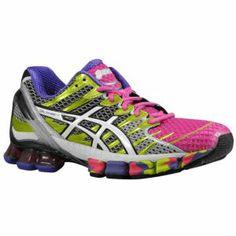 88b069f125ed ASICS® Gel - Kinsei 4 - Women s - Running - Shoes - White Snow