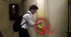 He Puts Bananas On Her Doorknob Every Day. I Nearly Cried When I Saw Why. This man proves that not every gift is tangible. Fb News, Servant Leadership, Tomorrow Will Be Better, Inspirational Videos, I Saw, Gods Love, Compassion, Life Lessons, Self Help
