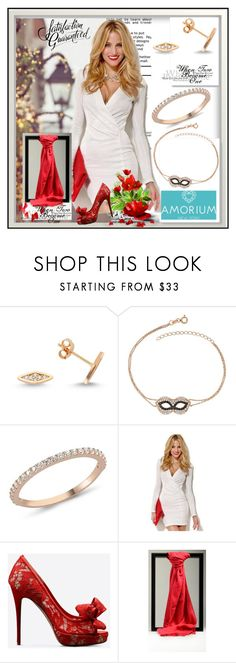 """Amorium.com"" by lila2510 ❤ liked on Polyvore featuring Amorium, Valentino and M Missoni"