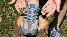 "How to Prevent Running Shoe Blisters With a ""Heel Lock"" or ""Lace Lock"