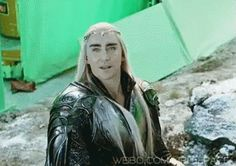 Never get tired of Thranduil.
