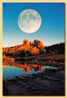 Seven Sacred Pools - Sedona, Arizona - http://www.wildsedona.com/trails/brins.htm