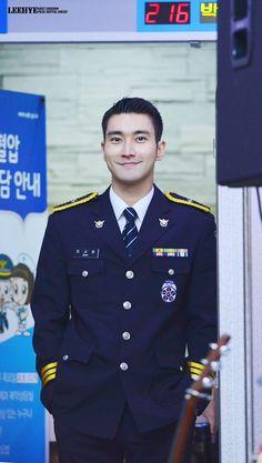 Police Officer Choi Siwon
