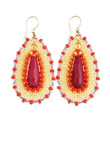EARRINGS :: JEWELRY :: ACCESSORIES :: Calypso St. Barth