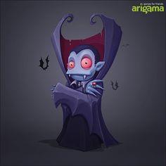 Vampire by Sephiroth-Art.deviantart.com on @deviantART