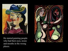 Art History for Children: Pablo Picasso. Over the last 100 years there have been more changes in art than at any other time in history. Pablo Picasso changed his painting style more than any other great artist. Picasso Art, Pablo Picasso, Great Artists, Summer Fun, Art History, Masters, Art For Kids, Art Projects, Lab