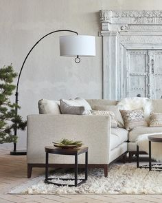 ✨ CYBER MONDAY DEALS GOING ON NOW! ✨ At only $329, our Arc Floor Lamp is sure to shine! Check out this deal and more at www.arhaus.com! . . . . . #interiordesign #interiorinspo #livingroom #livingroomgoals #lighting #lightinggoals #cybermonday #homefurnishings #homedecor Arc Lamp, Arc Floor Lamps, Living Room Goals, Living Rooms, Neutral Colour Palette, Scandinavian Style, White Walls, Home Furnishings, Small Spaces