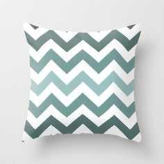 Teal.+Throw+Pillow+by+Jake++Williams+-+$20.00