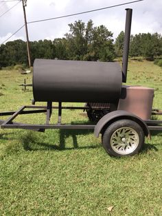 Smokers Custom Bbq Smokers, Grilling, Outdoor Decor, Crickets