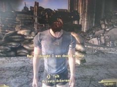 Fallout: New Vegas Close Call - Dorkly Picture
