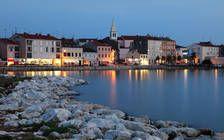 Porec gilt seit Spring Beak und Spring Jam als Partyhochburg Kroatiens