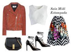 """Look do Dia"" by maispoderosa on Polyvore featuring moda, Chicwish, Acne Studios, Valentino e Marc Jacobs"