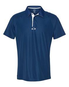 767069ecca141 Oakley - Elemental 2.0 Polo - 432632 Dark Blue  White. Golf ShirtsUsmcMarinesMarine  ...